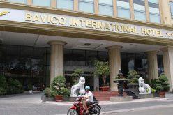 """Khách sạn 4 sao Bavico bị """"xiết nợ"""""""