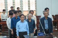6 bị cáo vụ vỡ đường ống nước Sông Đà kháng cáo