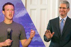 "Tim Cook ""thêm dầu vào lửa"", Mark Zuckerberg đáp trả"