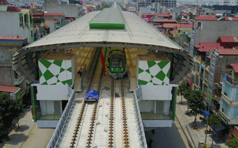 Chính phủ thúc tiến độ triển khai 3 tuyến đường sắt đô thị ở Hà Nội