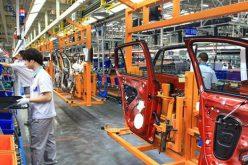 """Cổ phiếu các hãng xe Trung Quốc """"đỏ lửa"""" vì kế hoạch mở cửa thị trường ô tô"""