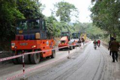 Các công trình sửa chữa quốc lộ thực hiện năm 2017 từ vốn BTĐB