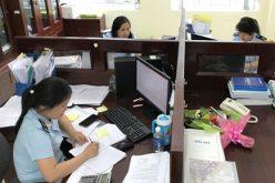 Thu gọn đầu mối tổ/đội tại Hải quan Quảng Nam và An Giang