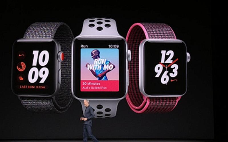 Apple bị kiện vì tính năng đồng hồ thông minh