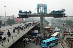 Cận cảnh tuyến đường sắt đô thị số 3 đội giá, triển khai ì ạch