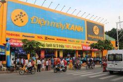 TGDĐ bắt đầu chuyển đổi cửa hàng Thế giới di động thành cửa hàng Điện máy Xanh
