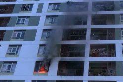 Cháy căn hộ ở Sài Gòn do cục sạc dự phòng