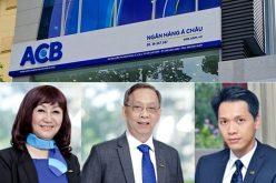 ACB đặt kế hoạch lợi nhuận 2018 tăng gấp đôi, ông Trần Mộng Hùng rời HĐQT