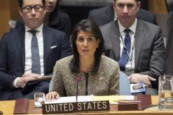 Đại sứ Haley: Mỹ sẵn sàng lại tấn công Syria nếu thấy cần