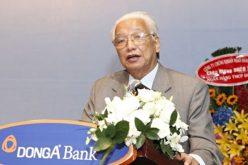 Ông Cao Sỹ Kiêm vẫn là Thành viên HĐQT DongABank dù đã có đơn từ nhiệm từ 2015