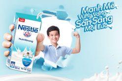 Nestlé ra mắt sữa tiệt trùng mới đảm bảo 25% nhu cầu canxi của trẻ