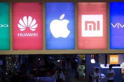 Doanh số smartphone tại Trung Quốc sụt mạnh chưa từng thấy