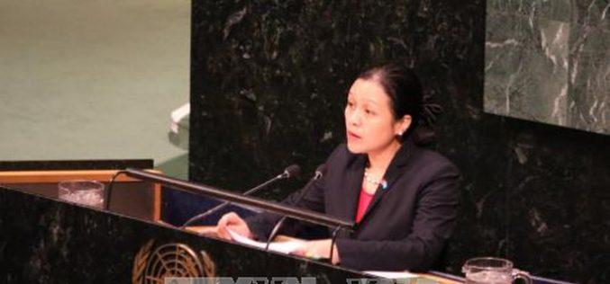 Việt Nam được đề cử vào vị trí Ủy viên không thường trực Hội đồng bảo an Liên Hợp Quốc