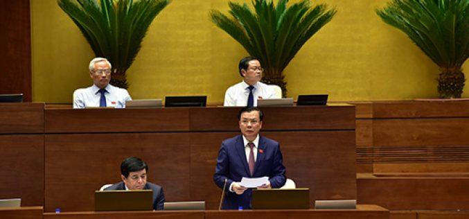 Bộ trưởng Đinh Tiến Dũng: Bội chi giảm, cơ cấu nợ công ngày càng tích cực
