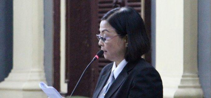 Vụ xử bà Hứa Thị Phấn: Nhiều nội dung quan trọng liên quan chiếc USB màu trắng?