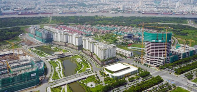 Giá căn hộ tại Thủ Thiêm cao nhất gần 3.000 USD một m2