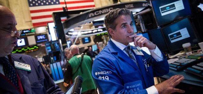 Giới đầu tư lại giật mình sợ hãi