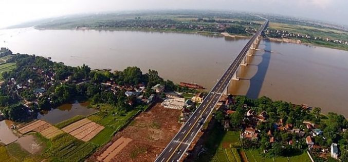 Hà Nội xây cầu hơn 4.800 tỷ đồng vượt sông Hồng theo hình thức BOT