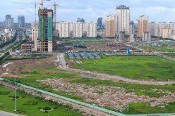 Hà Nội chuẩn bị đấu giá hàng trăm nghìn m2 đất