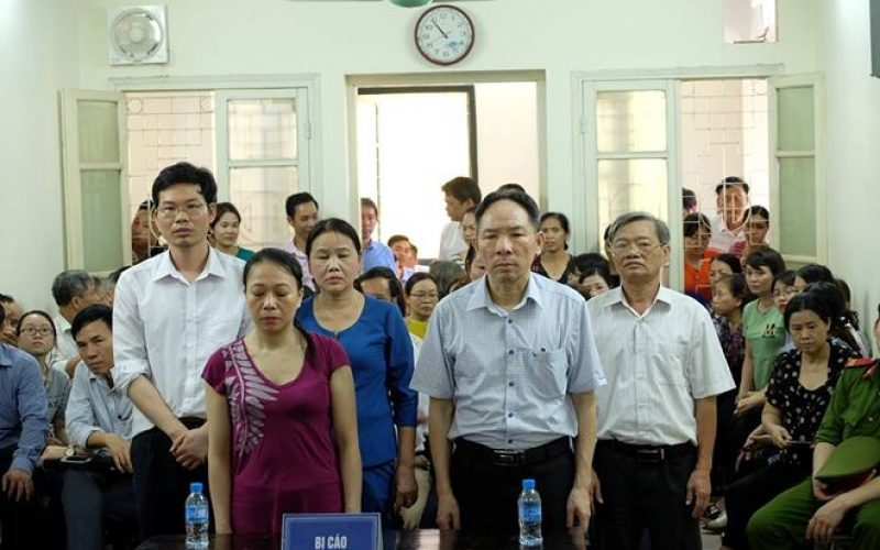 Vụ án tại Hadico: Thoát tội tham ô, cựu Phó giám đốc Sở Nông nghiệp Hà Nội lĩnh 12 năm tù