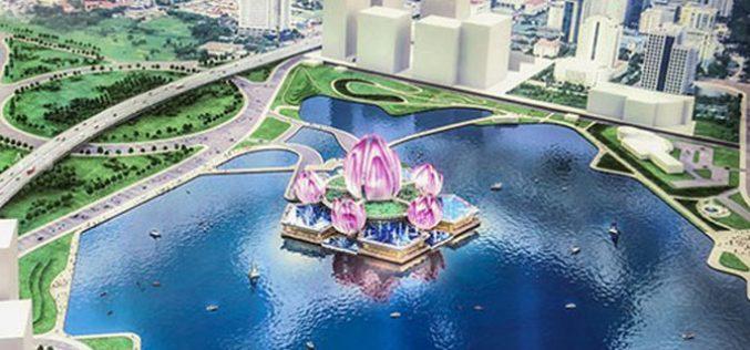 Hà Nội dừng dự án nhà hát Hoa Sen