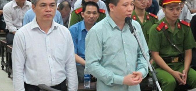 Hà Văn Thắm mong hưởng án có kỳ hạn, Nguyễn Xuân Sơn muốn có 'cơ hội sống'