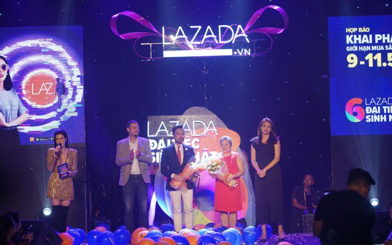 Sau 6 năm hoạt động tại Việt Nam, Lazada đã có hơn 2.000.000 sản phẩm được rao bán