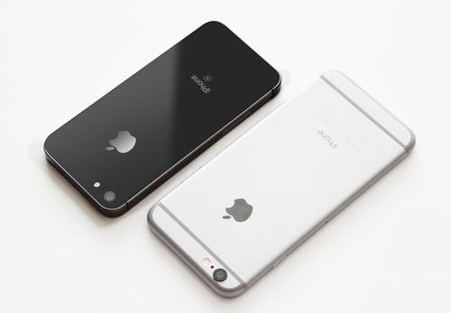 iPhone SE 2 có kích thước tương đương iPhone 5s, SE và có mặt lưng kính, hỗ trợ sạc không dây.