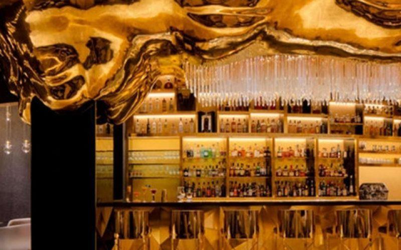 Nỗi ám ảnh vàng trong nhà hàng Dubai