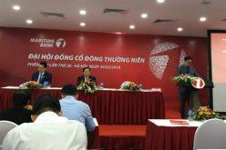 ĐHĐCĐ Maritime Bank: Lên kế hoạch tìm đối tác chiến lược nước ngoài?