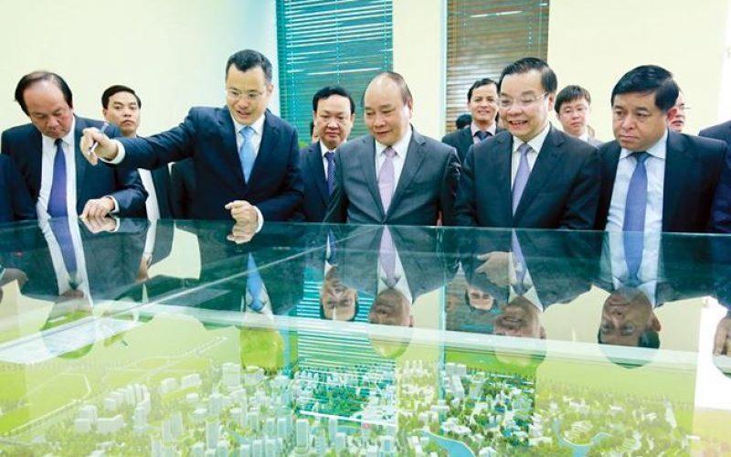 """Khu Công nghệ cao Hòa Lạc: """"Bến đỗ"""" những dự án đầu tư chất lượng, công nghệ cao"""