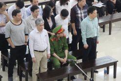 Phúc thẩm vụ Oceanbank: Y án tử hình với Nguyễn Xuân Sơn, chung thân với Hà Văn Thắm