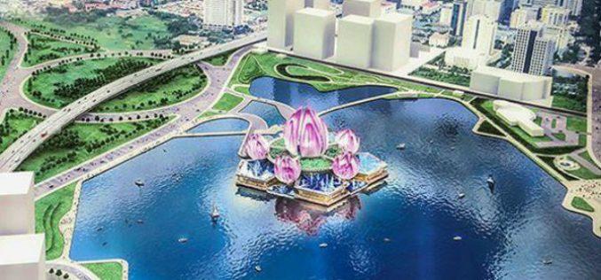 Hà Nội dừng dự án nhà hát 2.000 chỗ ngồi