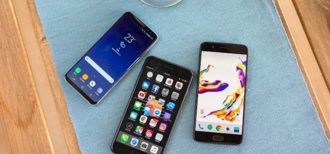 Smartphone nào bán chạy nhất thế giới trong tháng 3?