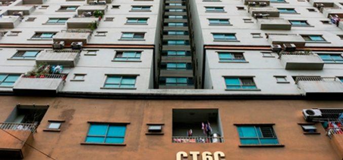 Chung cư gần 700 căn hộ xây không phép giữa thủ đô