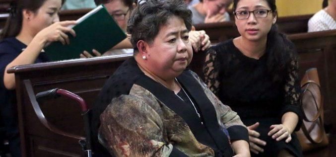 """Đề nghị 30 năm tù với """"bà trùm"""" Hứa Thị Phấn"""