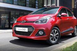 Hyundai triệu hồi xe i10 vì lắp nhầm phanh