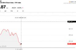 """Chứng khoán sáng 23/5: Nhà đầu tư nội nhảy vào """"ôm"""" VHM"""