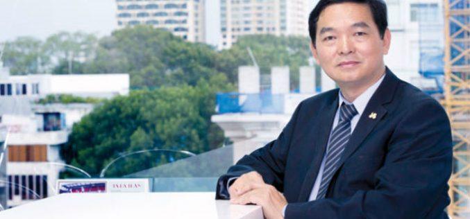 Ông Lê Viết Hải đăng ký mua 2 triệu cổ phiếu HBC