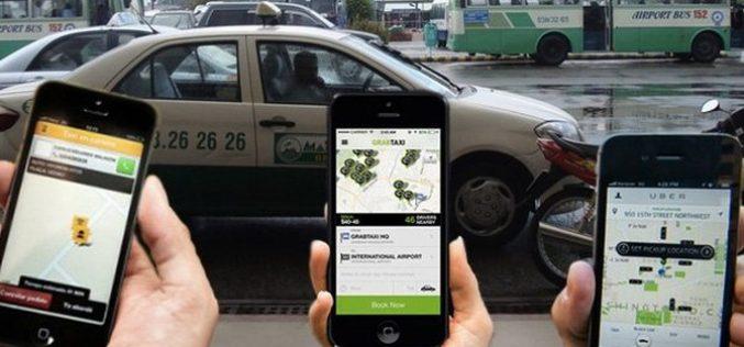 """Uber tháo chạy, """"tay đua mới"""" dồn sức tấn công Grab"""