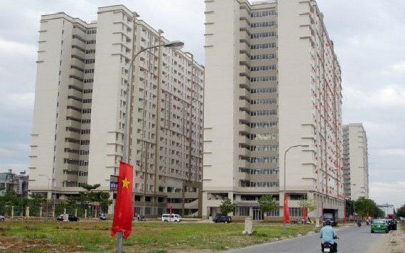 Đấu giá 200 căn hộ tại quận 7, giá từ hơn 800 triệu đồng/căn