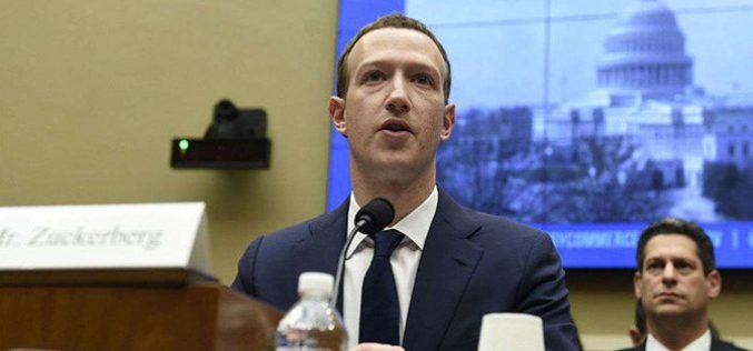 Anh yêu cầu Mark Zuckerberg xuất hiện trước quốc hội