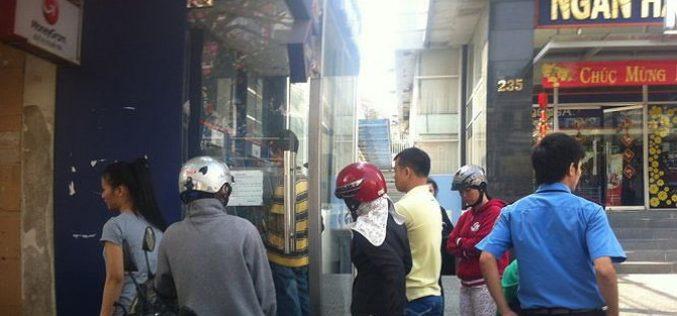 Mất tiền trong tài khoản ATM DongABank: Phải chờ thêm 30 ngày