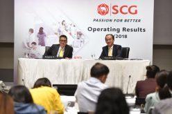 SCG đạt 3.774 triệu USD doanh thu trong quý 2/2018