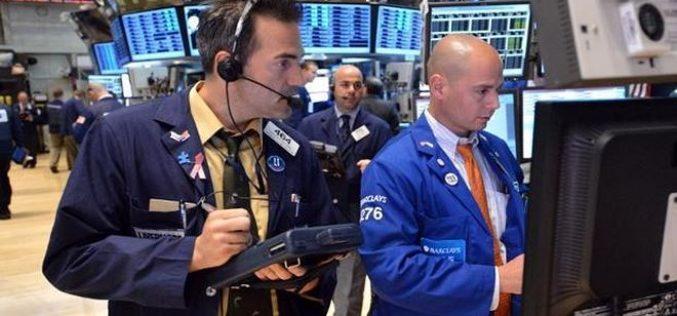 Nỗi lo chiến tranh thương mại trở lại với giới đầu tư