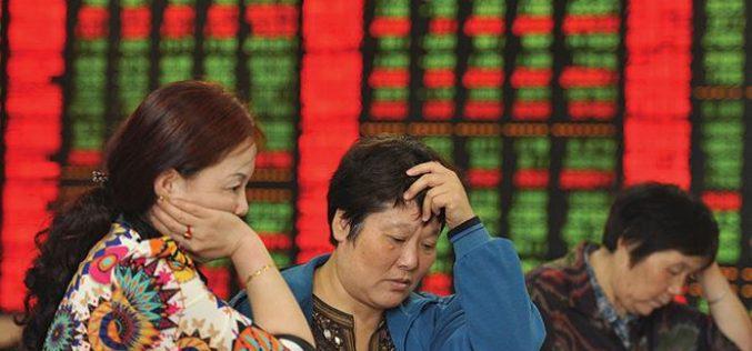Công ty chứng khoán Trung Quốc ngồi trên đống lửa với 240 tỷ USD cho vay
