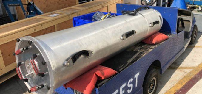 Tàu ngầm có máy MP3 của Elon Musk đang đến Thái Lan giải cứu đội bóng