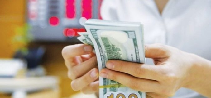 Tỷ giá USD ngân hàng đồng loạt vọt lên trên 23.100 đồng
