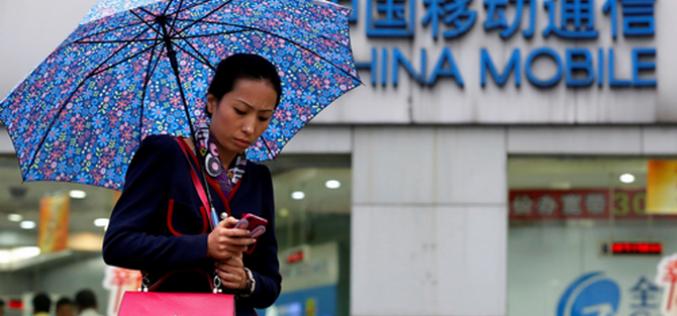 Mỹ chặn China Mobile vì lo ngại an ninh quốc gia