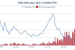 """Giá cổ phiếu PVD xuống thấp kỷ lục, Quản lý quỹ Vietcombank không """"thoái"""" nổi cổ phiếu nào"""
